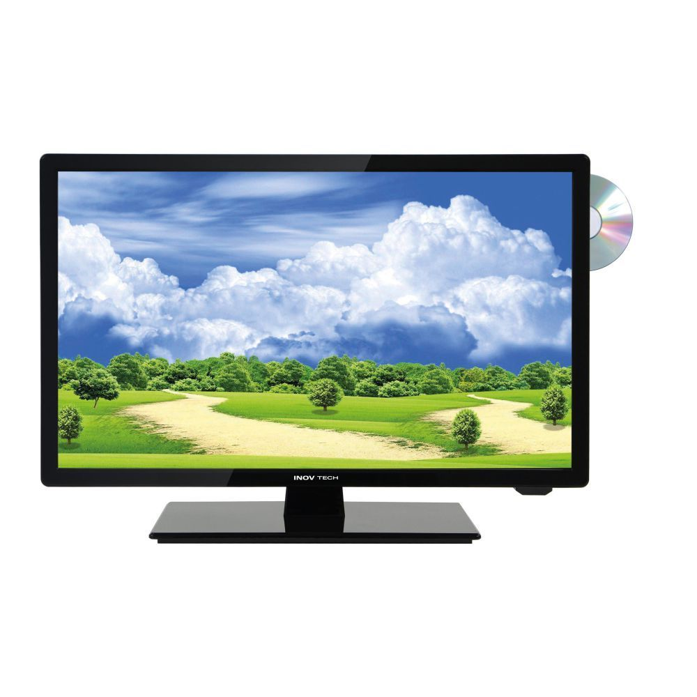televisor fhd 1080 led 21 5 con dvd inovtech vana camping. Black Bedroom Furniture Sets. Home Design Ideas