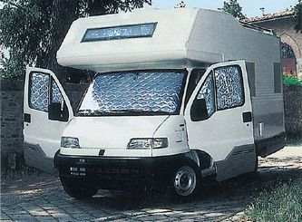 PROTECTOR TERMICO INTERIOR AUTOCARAVANA FORD TRANSIT 86-97