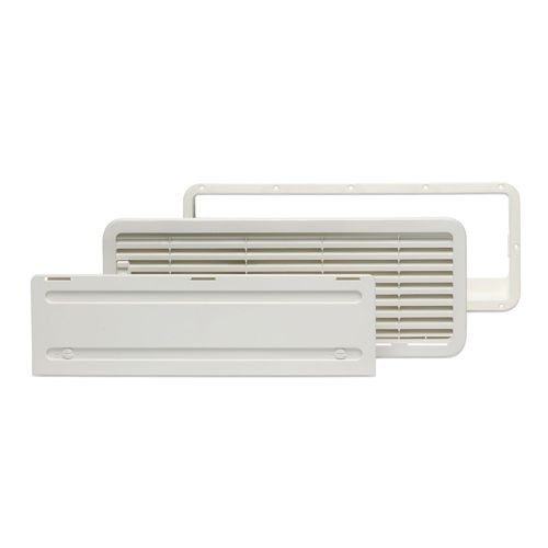 Rejilla Dometic Ls-200 (Rejilla Inferior) Nevera Blanco