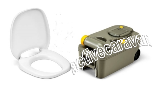 Thetford Holdingtank Toilet Fresh-Up Set C200 series con ruedas