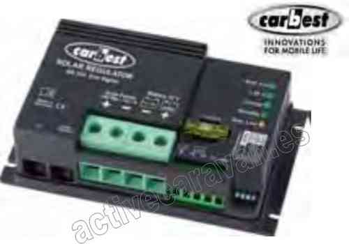 Carbest SR 243 DUO DIGITAL Regulador Solar 2 Bat. 12V 14,7A.