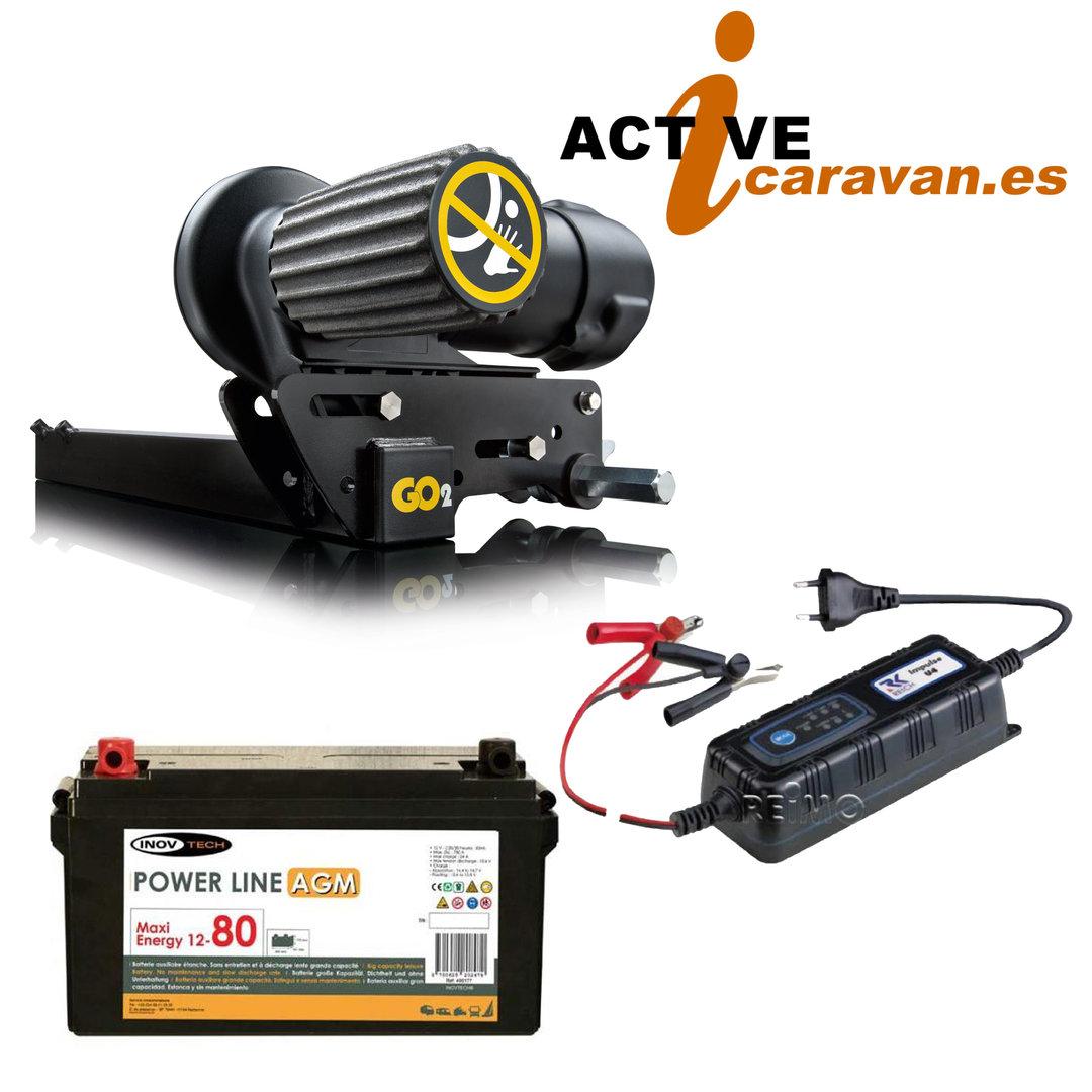activecaravan mover truma go2 manual cargador bateria. Black Bedroom Furniture Sets. Home Design Ideas