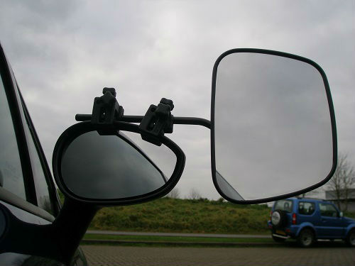 MILENCO GRAND AERO 3 TOWING MIRROR CONVEXO