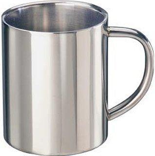 Porta vasos 2 tazas de caf conjunto de acero inoxidable acc - Taza termica para cafe ...