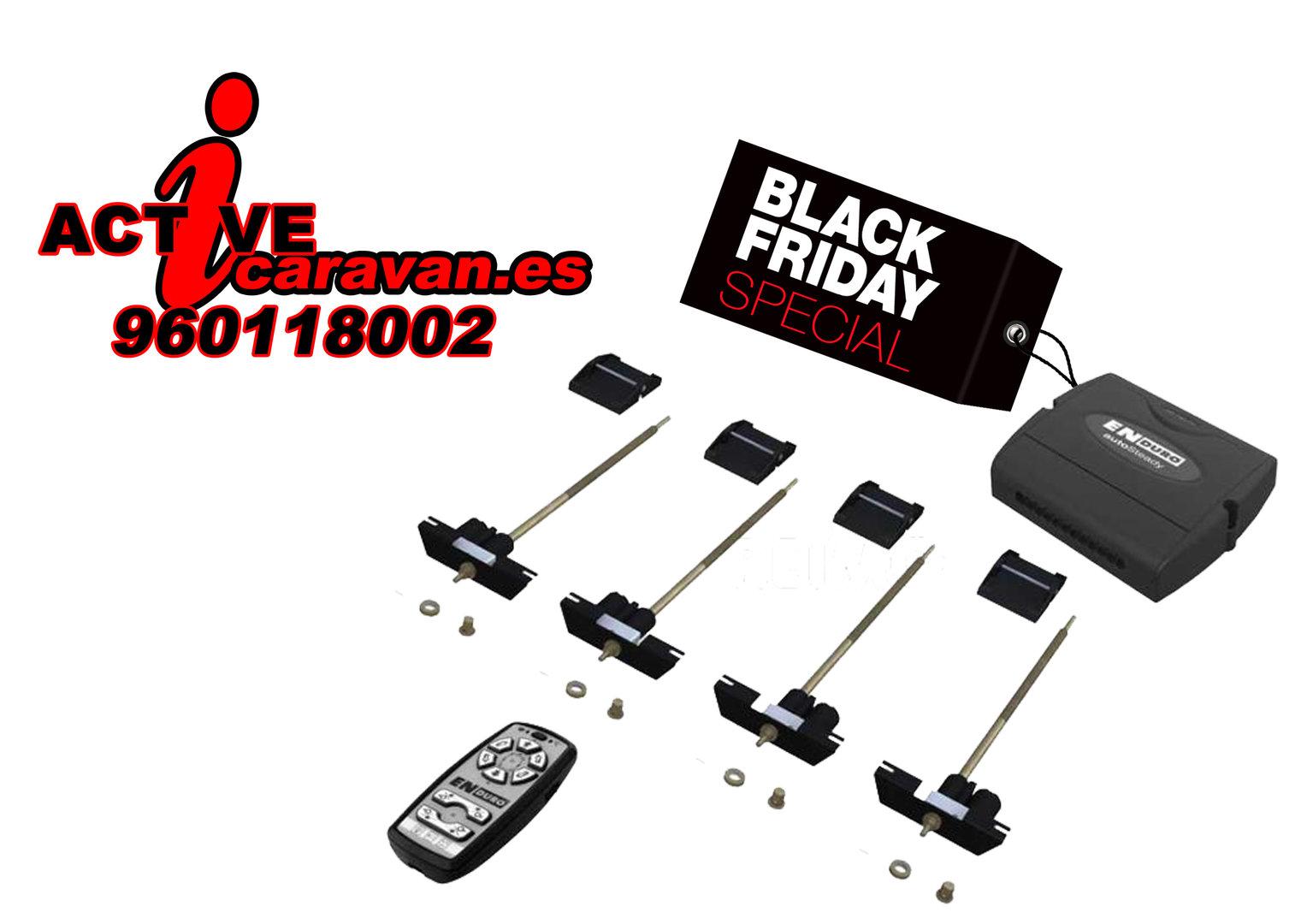 Estabilizadores patas el ctricas enduro oferta black for Black friday herramientas electricas