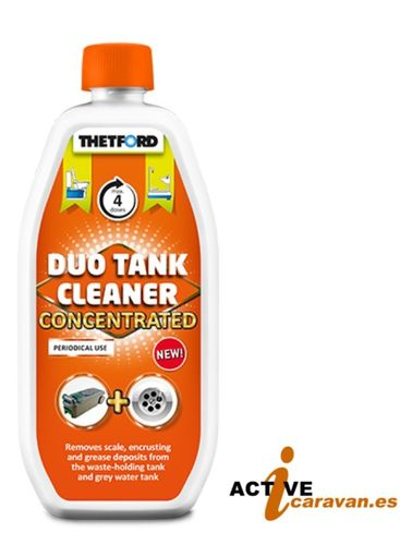 Thetford Duo Tank Cleaner Concentrated - 800 ml